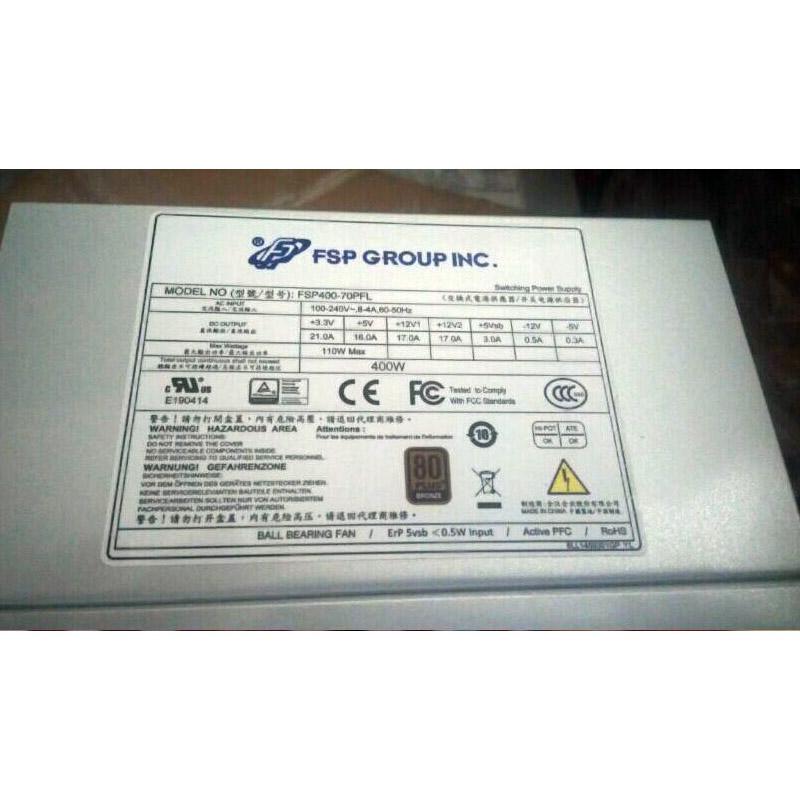 Power Supply for FSP FSP400-70PFL