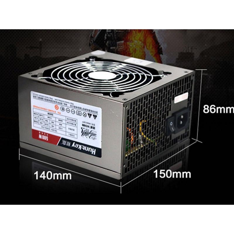 Power Supply for HUNTKEY MULTI-CORE WD500 HK600-35FP