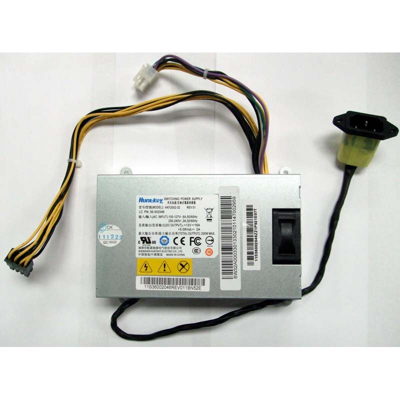 Power Supply for HUNTKEY HKF2002-32