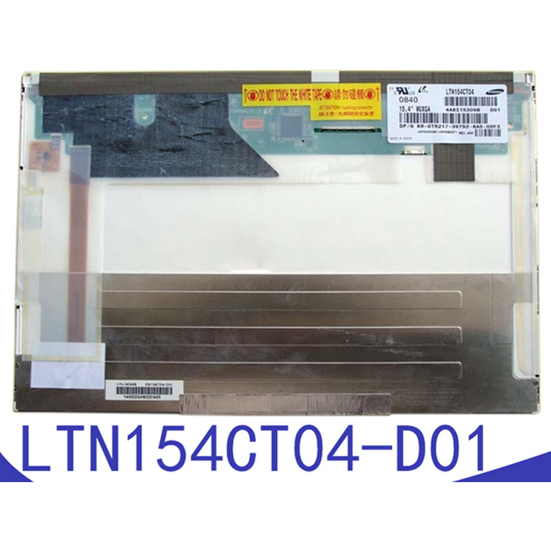 Laptop Screen for SAMSUNG LTN154CT04-D01