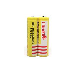 4 x UltraFire 3.7V 18650 Li-ion Batteries for Cree T6 U2 Light Torch Flashlight Lamp & Laptop Batter