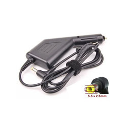 TOSHIBA Satellite A200-1BW Laptop Auto(DC) Adapter
