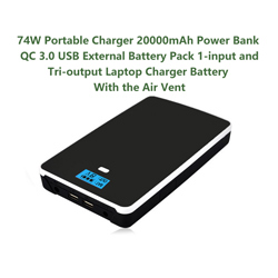 Fujitsu LifeBook U820 Power Bank