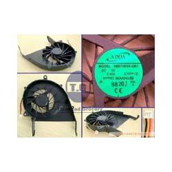 batterie ordinateur portable CPU Fan ADDA AB8705HX-DB3
