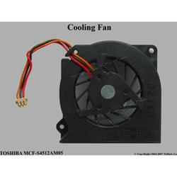 Fujitsu Lifebook S6231 CPU Fan