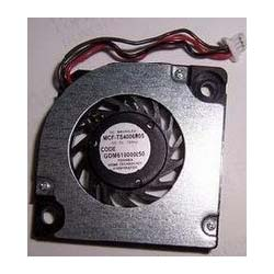 Toshiba Portege R200 Series CPU Fan