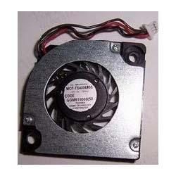 Toshiba Dynabook SS SX/190NR CPU Fan