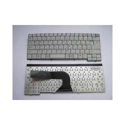 batterie ordinateur portable Laptop Keyboard ASUS A9RP