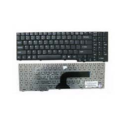 batterie ordinateur portable Laptop Keyboard ASUS G50