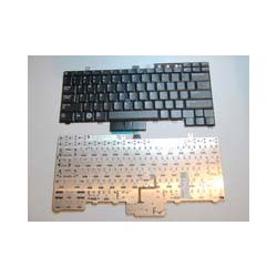 batterie ordinateur portable Laptop Keyboard Dell Latitude KR737