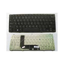 batterie ordinateur portable Laptop Keyboard Dell Inspiron 14Z
