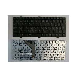 batterie ordinateur portable Laptop Keyboard FUJITSU FMV-LIFEBOOK P7010