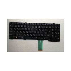 batterie ordinateur portable Laptop Keyboard FUJITSU FMV-BIBLO NF/A70