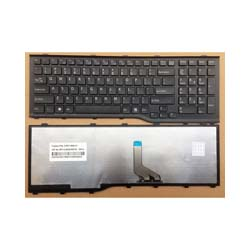 Fujitsu LifeBook AH532 Laptop Keyboard