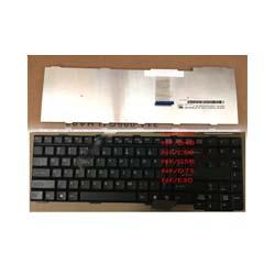Fujitsu FMV-BIBLO NF/C50 Laptop Keyboard