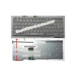 Fujitsu LifeBook A550 Laptop Keyboard