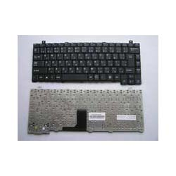Clavier PC Portable pour GATEWAY MX3000