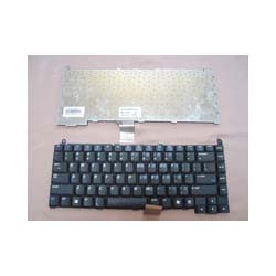 batterie ordinateur portable Laptop Keyboard GATEWAY 7215