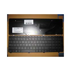 batterie ordinateur portable Laptop Keyboard HP Pavilion G72