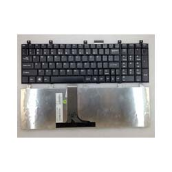 batterie ordinateur portable Laptop Keyboard MSI 1600