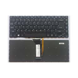 batterie ordinateur portable Laptop Keyboard ACER Aspire 3830TG