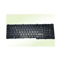 batterie ordinateur portable Laptop Keyboard TOSHIBA Satellite A500