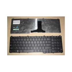 batterie ordinateur portable Laptop Keyboard TOSHIBA Satellite C650D Series