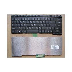 Toshiba Dynabook Satellite K20 Laptop Keyboard