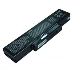 CLEVO M660BAT-6 Laptop Battery