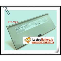 Аккумулятор для ноутбука MSI X-Slim X610
