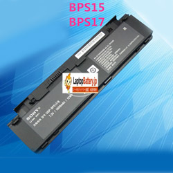 SONY VGP-BPL15/B Replacement Laptop Battery