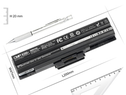 SONY VAIO VGN-SR390NAB Laptop Battery