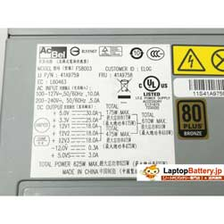 625W ACBEL FS8003 Power Supply for Server LENOVO S20 D10