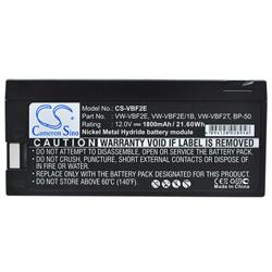 ZENITH VAC-905 Camcorder Battery